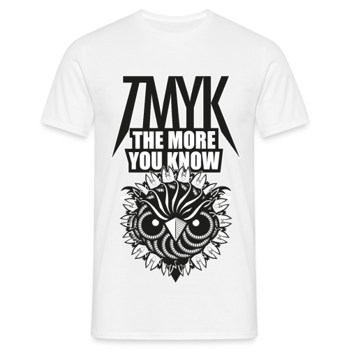 The More You Know Graphic Tee - Men's T-Shirt