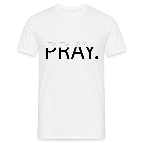 PRAY - T-shirt Homme