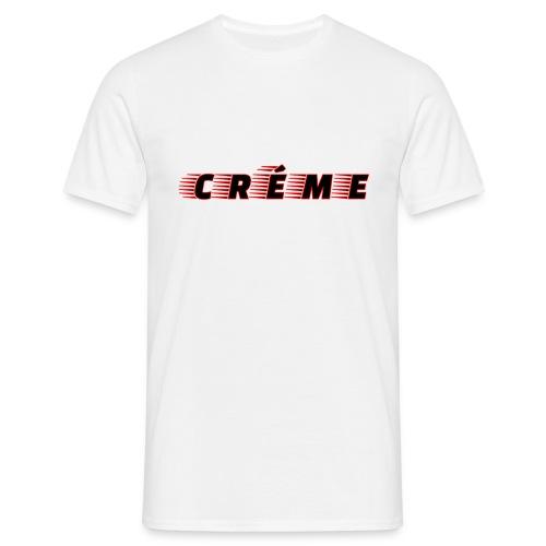 Créme - Men's T-Shirt