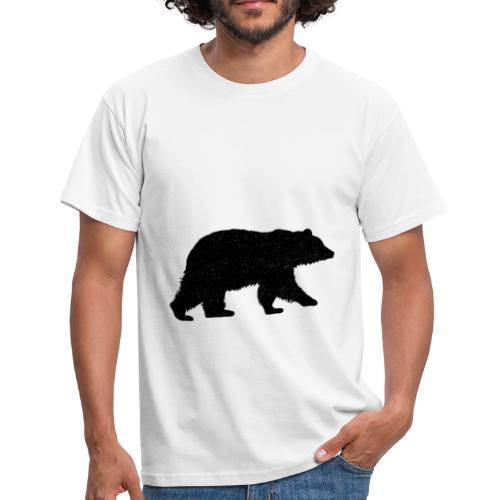 Ours en Grain - T-shirt Homme
