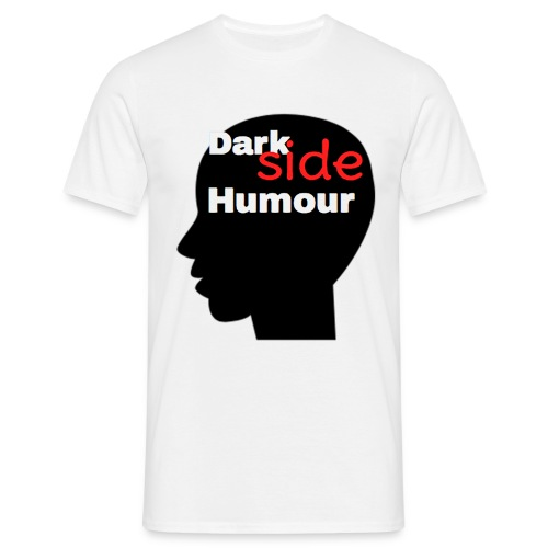 Darkside Humour - Men's T-Shirt