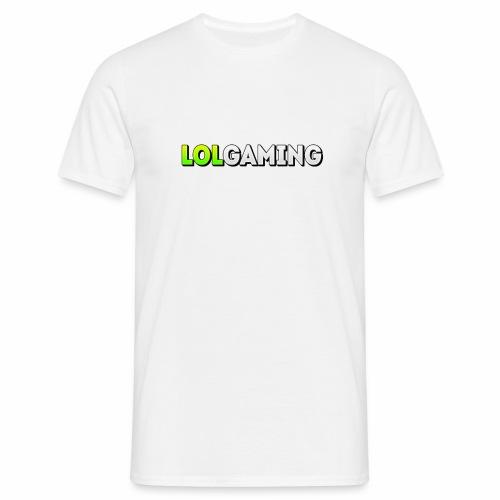 LolGaming - Mannen T-shirt