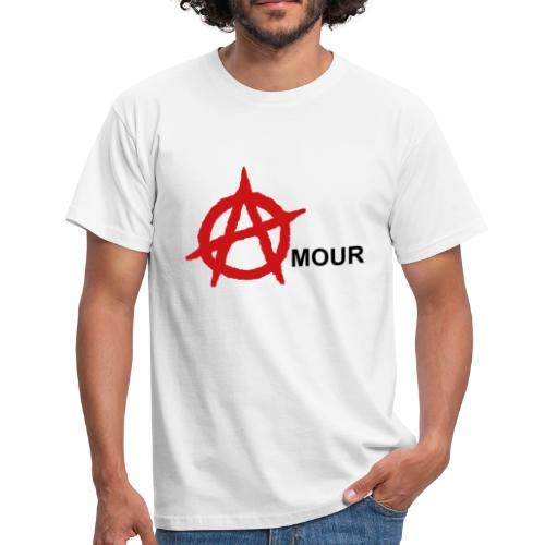Amour - T-shirt Homme
