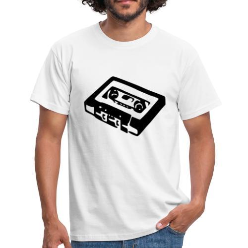 Retro-Kassette - Männer T-Shirt