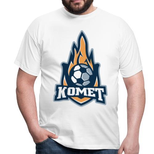 Komet - Männer T-Shirt