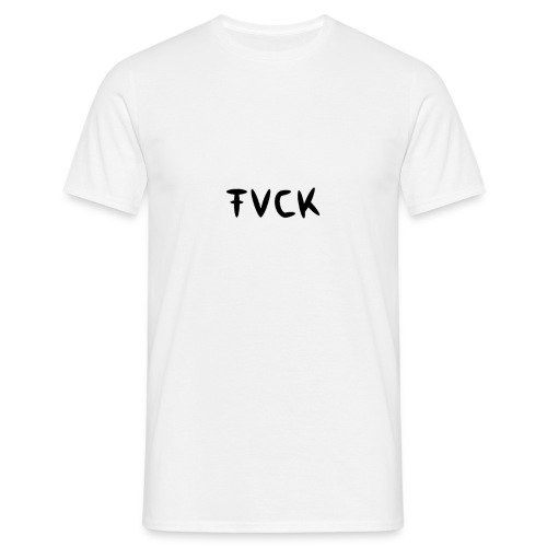 FVCK FASHION COLLECTION - Männer T-Shirt