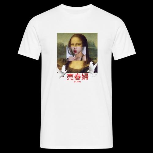 《MONNA-LISA》 - Maglietta da uomo