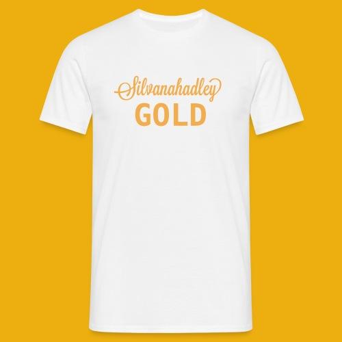 Silvana hadley Gold merch - Men's T-Shirt