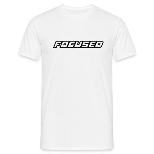 focused - Camiseta hombre