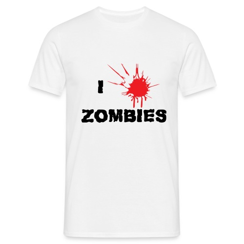 I Zombies - T-shirt Homme