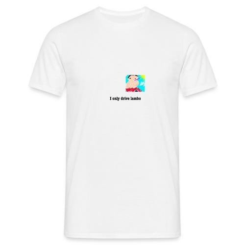 t shirt2 - T-shirt herr