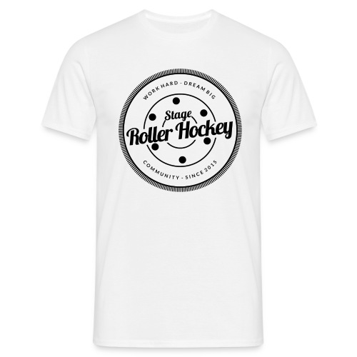 STAGE ROLLER HOCKEY - T-shirt Homme