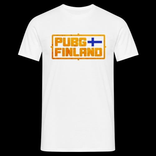 PUBG Finland - Miesten t-paita