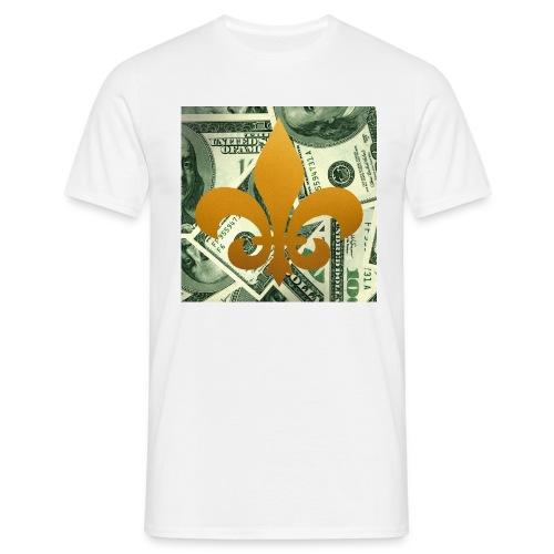 DonBehavior's fleur de lis - Men's T-Shirt