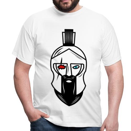 Warrior (plain) - Men's T-Shirt