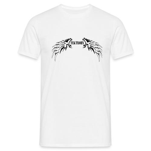 TekTrohn - Maglietta da uomo