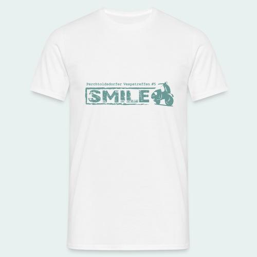 SMILE-Shirt 2018 - Männer T-Shirt