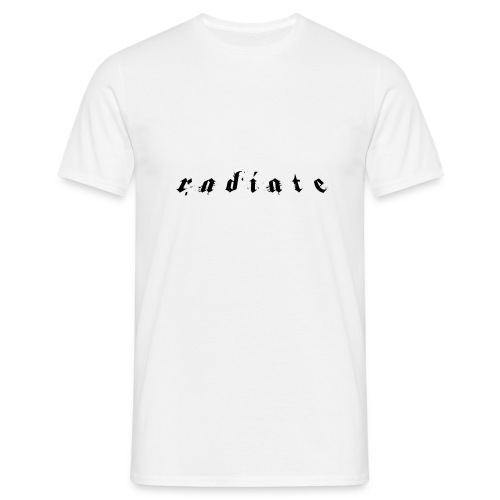 Radiate Limited Edition - Men's T-Shirt