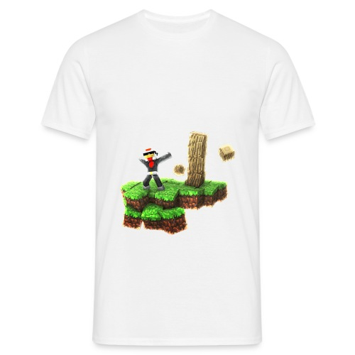 HenkDeKip Eiland - Mannen T-shirt
