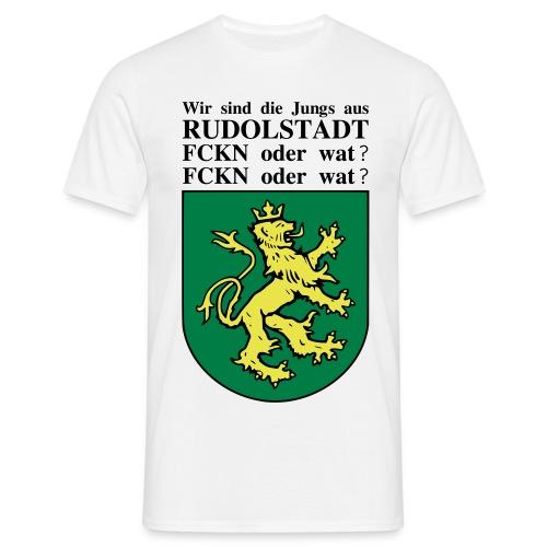 Rudolstadt 2 - Männer T-Shirt