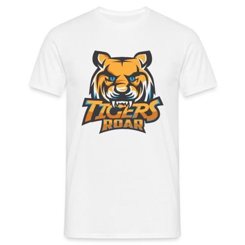 Tigers-Roar - Männer T-Shirt