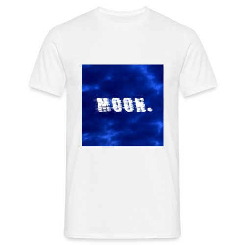 Moon by keddrayn - Männer T-Shirt
