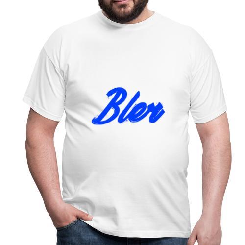 Bler azul - Camiseta hombre