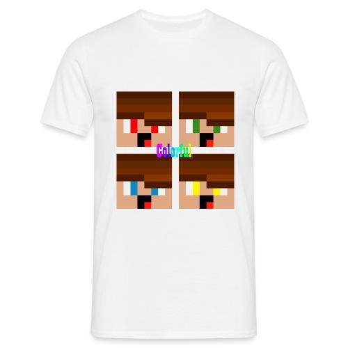 Colorful Merch - Männer T-Shirt
