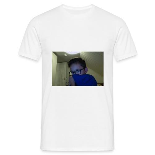 Barne klær - T-skjorte for menn