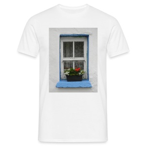 Cashed Cottage Window - Men's T-Shirt