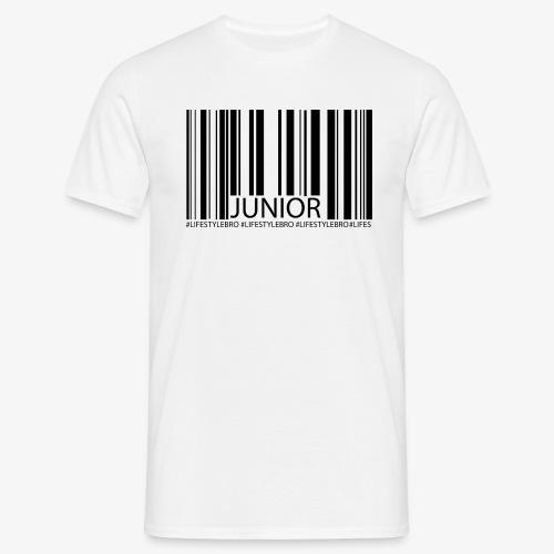 THE BARCODE - Männer T-Shirt