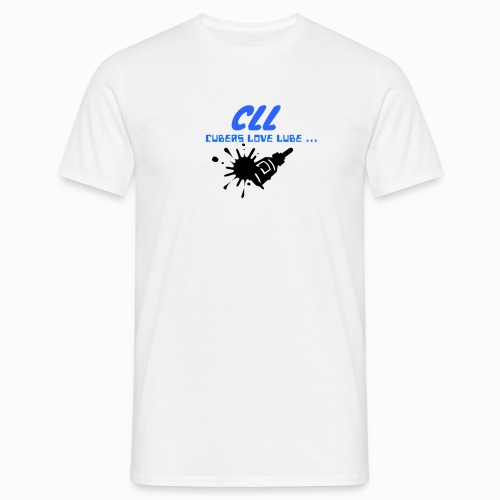 CA_Fashion official Cubing Edition ... CLL - Men's T-Shirt