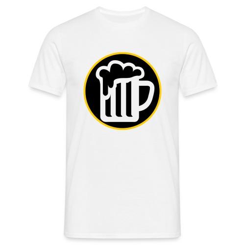 BIER Unit Crew - Männer T-Shirt