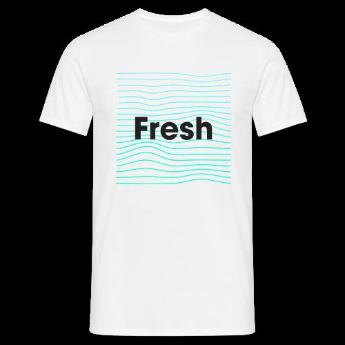 Fresh - noir - T-shirt Homme