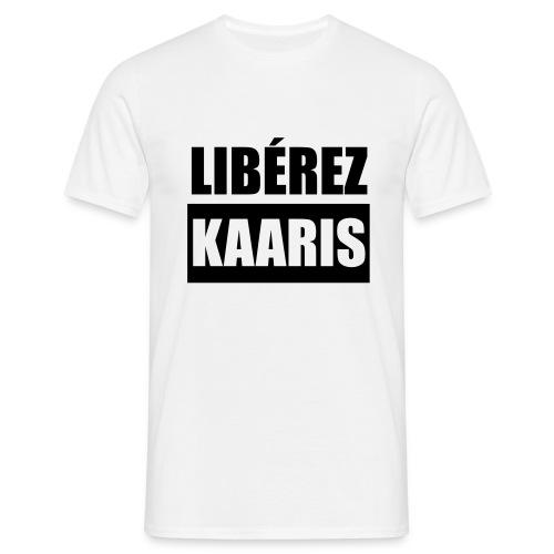 Libérez Kaaris - T-shirt Homme
