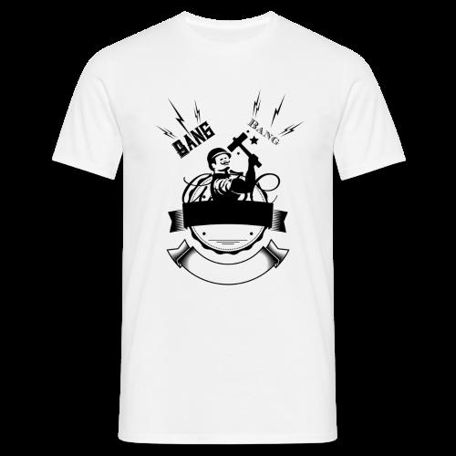 bang bang - T-shirt Homme