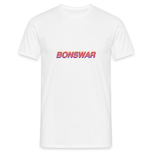 BonsWar | EXTRUDE - T-shirt Homme