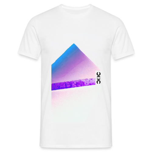 PYRAMID - T-shirt Homme