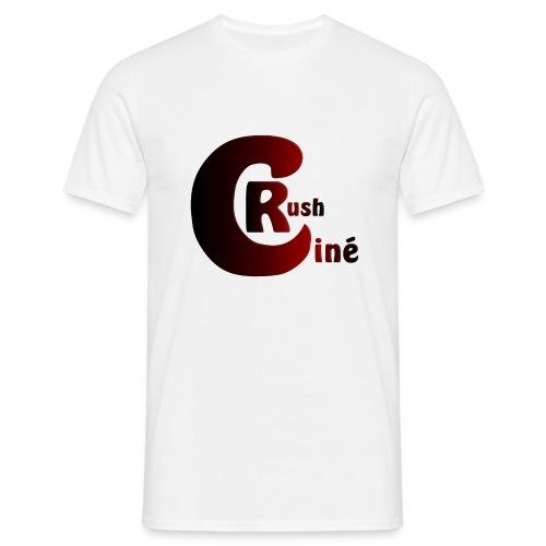 Logo Ciné Rush - T-shirt Homme