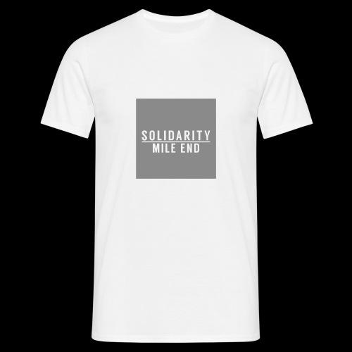 MILE END - Men's T-Shirt