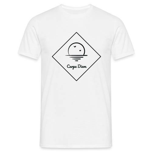 Carpe Diem - Mannen T-shirt