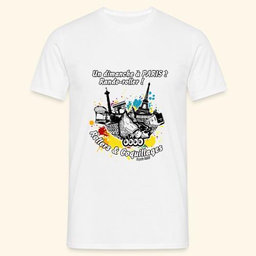 Splash - T-shirt Homme