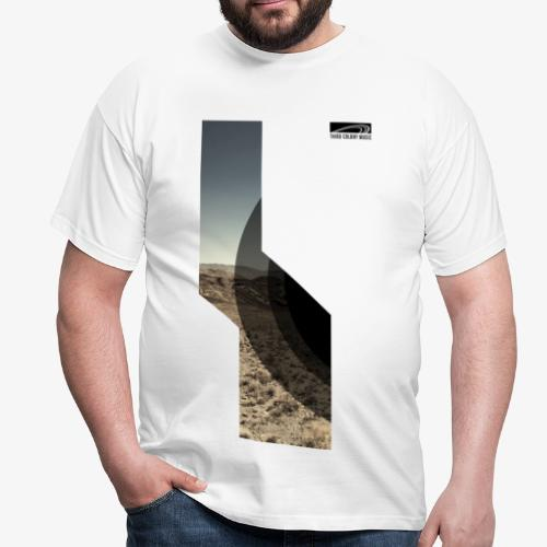 TCM shirt desert 3 - Men's T-Shirt
