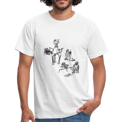 Explorers - Männer T-Shirt