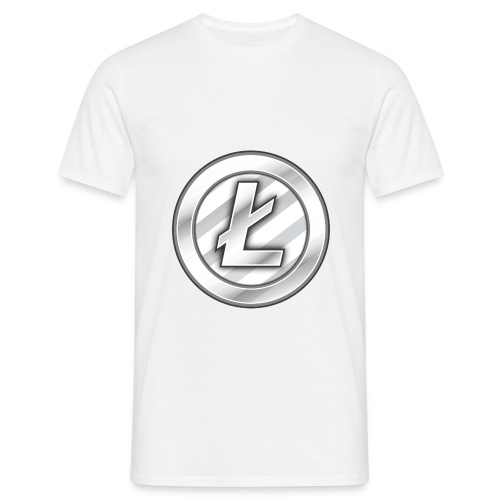Litecoin T-shirt - T-shirt herr
