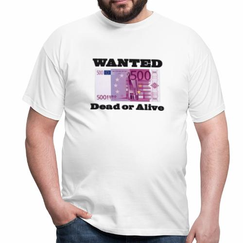 Wanted billet500 - T-shirt Homme