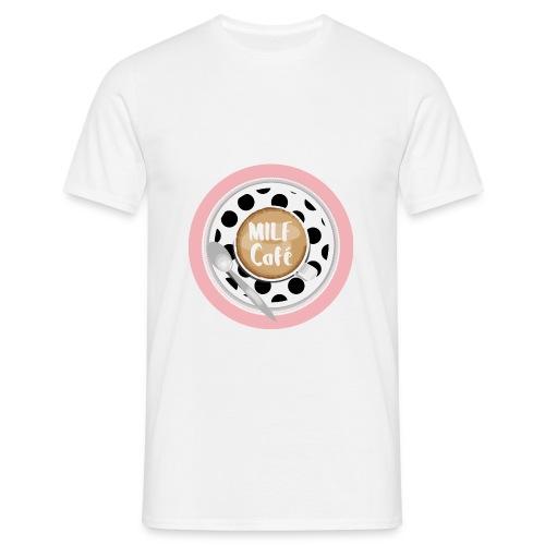 Milfcafé - MILF Logo Instagram Blogger Musthave - Männer T-Shirt