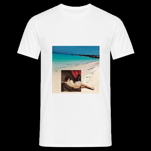 Arte contemporanea - Maglietta da uomo