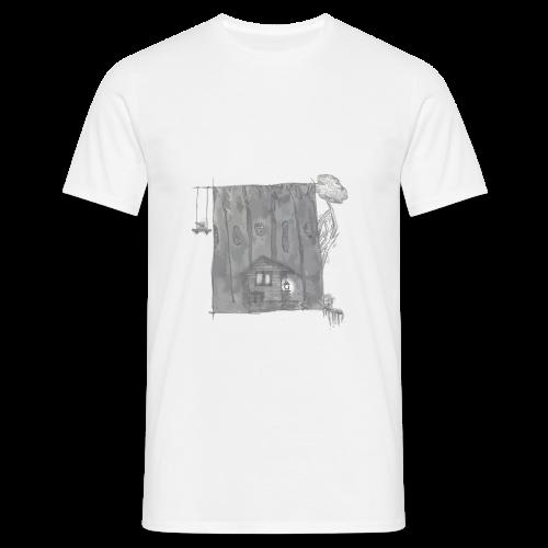 greyhouse - Männer T-Shirt