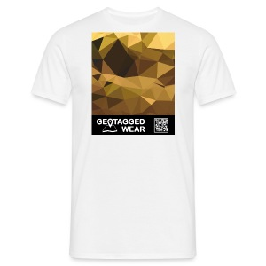 Camouflage Amber – Muskoka Collection 1708 - Männer T-Shirt